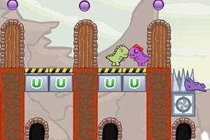 《最后的恐龙无敌版》游戏画面1