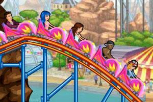 《惊险过山车2》游戏画面1