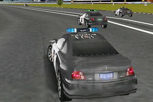 《警车大比拼》游戏画面1