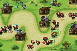 《入侵者之战1.07》游戏画面1