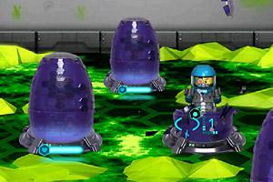 《乐高机器人大战》游戏画面1
