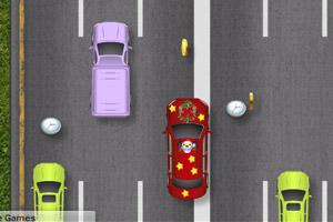 《高速驾驶圣诞版2》游戏画面1