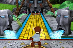 《猴哥保龄球》游戏画面1