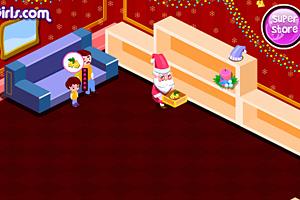 《圣诞老人的小店》游戏画面1