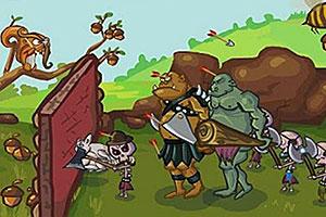 《捍卫你的坚果2》游戏画面1