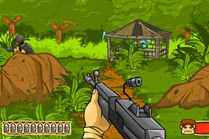 《丛林战士中文版》游戏画面1