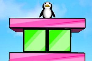 《冰块上的企鹅》游戏画面1