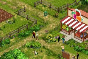 《爷爷奶奶的农场》游戏画面1