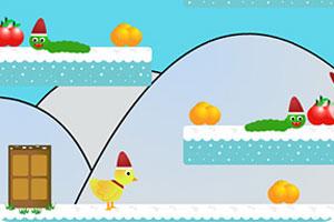 《超级鸡仔2圣诞无敌版》游戏画面1