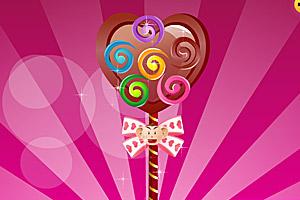 《甜蜜棒棒糖》游戏画面1