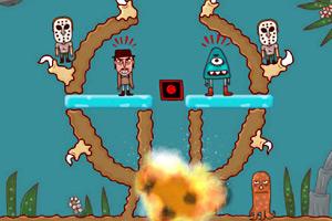 《手雷扔准点2》游戏画面1