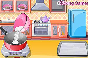 《香脆小饼干》游戏画面1