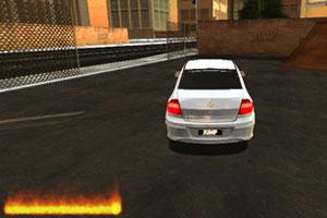《雪弗兰极限飚车》游戏画面1