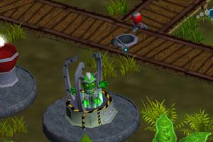 《克隆机械大作战》游戏画面1