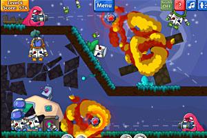 《轰炸机器人2》游戏画面1