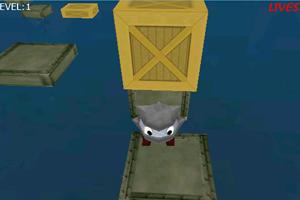 《小怪高空探险》游戏画面1
