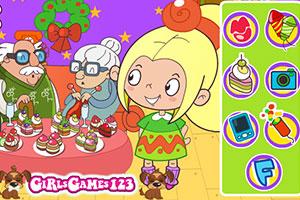 《捣蛋小公主》游戏画面1
