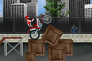 《摩托车障碍赛3》游戏画面1