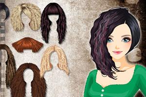 《个性的发型》游戏画面1