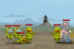 《怪物实验》游戏画面1