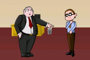 《我的野蛮上司》游戏画面1
