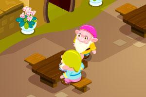 《小矮人餐厅》游戏画面1