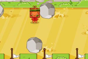 《饼干人过马路》游戏画面1
