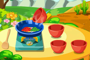 《美味野餐》游戏画面1