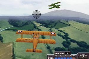 《3D空中战争》游戏画面1