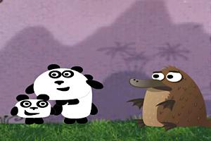 《小熊猫逃生记2选关版》截图1