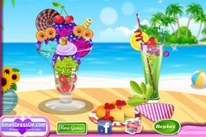 《甜蜜冰淇淋》游戏画面1
