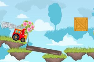 《小火车上山》游戏画面1