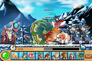 《兽王争夺战2无敌版》游戏画面1