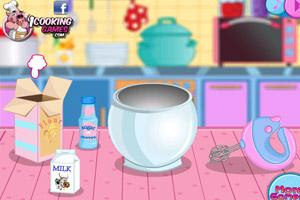 《双层奶油蛋糕》游戏画面1