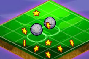 《碰撞石头》游戏画面1