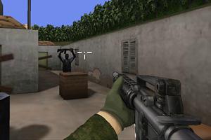 《反恐训练》游戏画面1