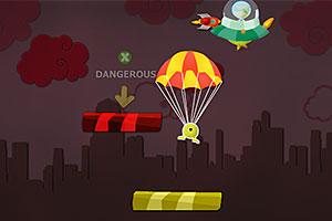 《外星人空降兵》游戏画面1