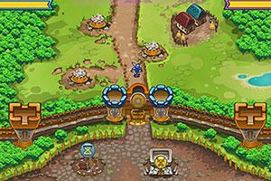 《城堡守卫风暴》游戏画面1