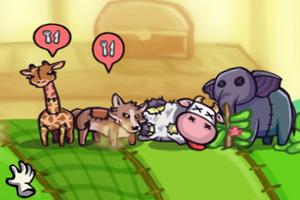 《抱枕动物园》游戏画面1