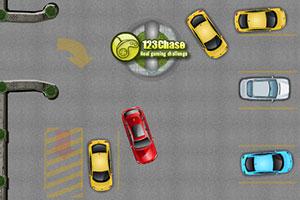 《餐馆门口停车》游戏画面1