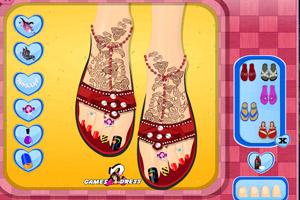 《时尚美足》游戏画面1