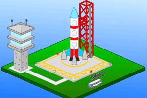 《建造火箭基地》游戏画面1