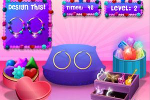 《萨拉设计珠宝》游戏画面1