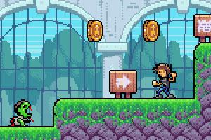 《勇者之路》游戏画面1