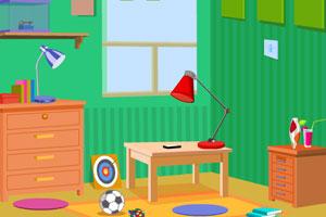 《逃出男孩卧室》游戏画面1