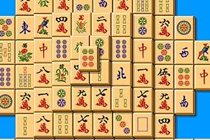 《中国麻将连连看》截图1