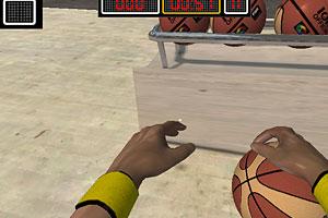 《3D真人投篮》截图1