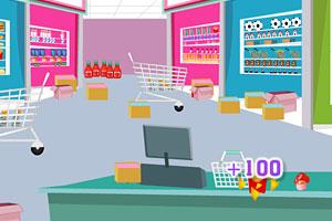 《便利店找薯条》游戏画面1