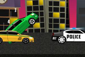 《飞速汽车逃亡》游戏画面1