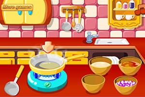 《番茄酱汁面》游戏画面1